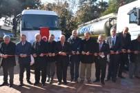ŞAFAK BAŞA - TESKİ'ye Ait 4 Adet Kanal Temizleme Aracı Hizmete Başladı