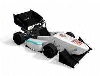 YARIŞ ARACI - Üniversite öğrencileri 'Yerli Formula 1' aracı tasarladı