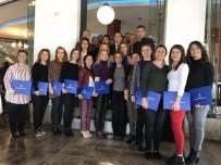 MAHMUT ŞAHIN - Uzunköprülü Girişimci Adayları Sertifikalarını Aldı