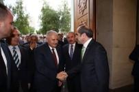 İL BAŞKANLARI - Van'ın Sorunları Başbakan Yıldırım'a İletildi