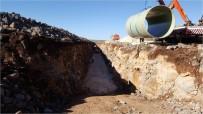 İNŞAAT ŞİRKETİ - Viranşehir'de Zirai Araziler Suya Kavuşacak