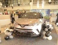 TOYOTA - Yeni Toyota C-HR'nin Tanıtımına İzmir'de Yoğun İlgi