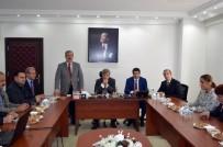 ESNAF VE SANATKARLAR ODASı - Adilcevaz'da Kırsal Kalkınma Projesi Toplantısı