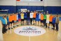 MUĞLA KÖYCEĞİZ - Adıyaman Belediyesi Hentbol Takımı Maç Hazırlıklarına Devam Ediyor