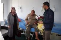 KIRMIZI GÜL - AK Partili Biter'den Hastalara Moral Ziyareti