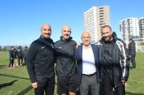Alanyaspor Başkanı Çavuşoğlu'ndan Davrazspor'a Ziyaret