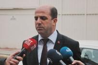 KÖY KORUCULARI - Anadolu Köy Korucuları Ve Şehit Aileleri Konfederasyonu Başkanı Sözen, Belçika Büyükelçisi İle Görüştü