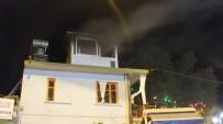 ELEKTRİK KAÇAĞI - Anamur'da Süs Havuzunu Çalıştıran Merkezde Yangın