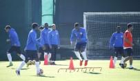 SERDAR ÖZKAN - Antalyaspor, Trabzonspor Maçının Hazırlıklarını Sürdürüyor