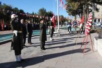 MURAT ZORLUOĞLU - Atatürk'ün Elazığ'a Gelişinin 79. Yıl Dönümü  Kutlandı