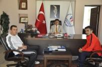 HALTER ŞAMPİYONASI - Avrupa Halter Şampiyonası'nda Kayseri'nin Gururu Olacaklar