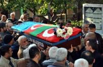 MUSTAFA KARACA - Aydınlı Tarihçi Son Yolculuğuna Türk Ve Azerbaycan Bayraklarıyla Uğurlandı