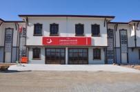 ÇOCUK PARKI - Ayvacık Geri Gönderme Merkezi Tamamlandı