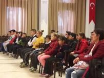 ÇOCUK MECLİSİ - Ayvalık Kent Konsey'inden Çocuk Meclisi
