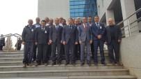 MUSTAFA ATAŞ - Bozüyük AK Parti Mahalle Teşkilatlarının Ankara Ziyareti