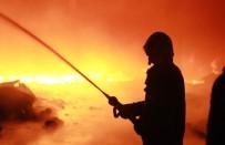 YAŞLI ADAM - Bursa'da Ev Yangını Açıklaması 1 Ölü