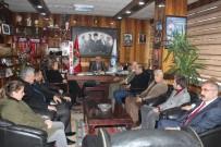 AHMET DEMIRCI - CHP'den GMİS'e Kutlama Ziyareti