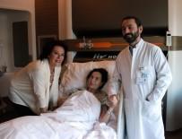 FATMA GİRİK - Fatma Girik ameliyat oldu
