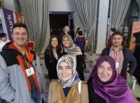 EVLİYA ÇELEBİ - Gediz Evliya Çelebi Anadolu Lisesi Öğrencileri Eskişehir Educaturk Üniversite Tanıtım Fuarı'nda