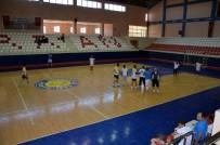 DÖNER SERMAYE - Harran Üniversitesinde Futsal Turnuvası Sona Erdi