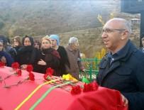 HDP - HDP Milletvekili Önlü, terörist cenazesine katıldı