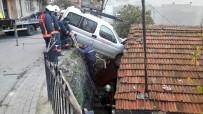 SARIYER - İstanbul'da Kamyon Terör Estirdi