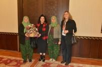 Kadın Girişimcilerden Vali Civelek'e Yöresel Ürün