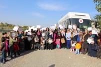 KADIN SAĞLIĞI - Kahta'da Kendine Ve Kentine Duyarlı Kadın İçin Mobil Okul Projesi Uygulandı