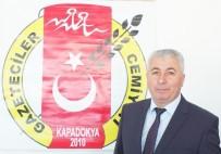 OSMAN KOCA - Kapadokya Gazeteciler Cemiyetinden Yetkililere Çağrı