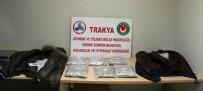 BULGAR - Kapıkule'de 3 Kilo Esrar Ele Geçirildi