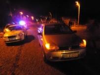 YAŞLI KADIN - Karacasu'da Otomobilin Çarptığı Yaşlı Kadın Hayatını Kaybetti
