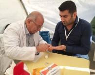 KARTAL BELEDİYE BAŞKANI - Kartal'da Vatandaşlara Ücretsiz Sağlık Taraması