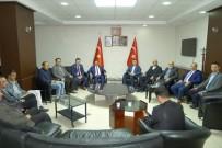 CUMALI ATILLA - Kocaeli Heyeti Diyarbakır'da Yapılacak Projelerin Startını Verdi