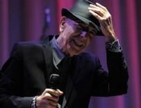 KANSERLE MÜCADELE - Leonard Cohen'in ölüm sebebi açıklandı