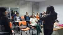 İŞARET DİLİ - Marmaraereğlisi'nde İşaret Dili Kursu Açıldı