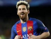 İNGILIZLER - Messi'den inanılmaz sözleşme