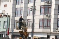 MOBESE - Mobese Kameralarının Bakımları Yapılıyor