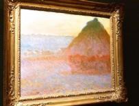 AÇIK ARTIRMA - Monet'nin eseri rekor fiyata satıldı