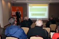 MUTFAK ÜRÜNLERİ - MÜMSAD 'Gıdada Bilgi Kirliliğine Son' Toplantılarına Kayseri'de Devam Etti