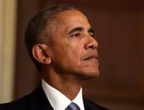 PETERSBURG - Obama: Onlar askeri anlamda süper güç!