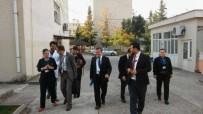 MEHMET ŞEKER - Osmaniye'de Hastane Denetimleri