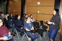HASTA HAKLARI - Özel Dünyam Hastanesi'nde Çalışanlar Hasta Hakları Konusunda Bilgilendirildi