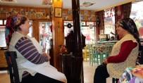 ORHAN GENCEBAY - Tarihi Kaledeki Kafe Zamanda Yolculuğa Çıkartıyor