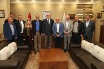 BELEDIYE İŞ - Seferihisar Belediye Başkanı Soyer, Hamamyolu Projesine Hayran Kaldı