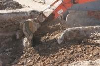 SAVAŞ KONAK - Silopi'ye Yeni Kanalizasyon Boruları Döşendi