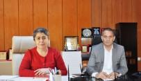 ALI EKBER - Tunceli Belediye Eş Başkanları Tutuklandı