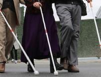ERKEN TEŞHİS - Türkiye'de her bin kişiden 3'ü görme engelli