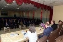 KADIN DOĞUM UZMANI - Vali Azizoğlu, Karaçoban Ve Hınıs İlçelerinde İncelemede Bulundu