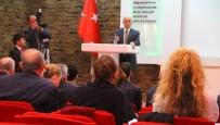 İBRAHIM ŞAHIN - Vali Şahin'den Toplantıya Katılmayan Valiler Ve Başkanlara Sitem