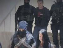 KESKİN NİŞANCI - Yakalanan teröristler bakın hangi ülkeden çıktı
